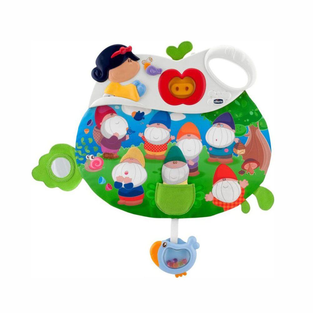 Երաժշտական խաղալիք Սպիտակաձյունիկը և յոթ թզուկները Chicco