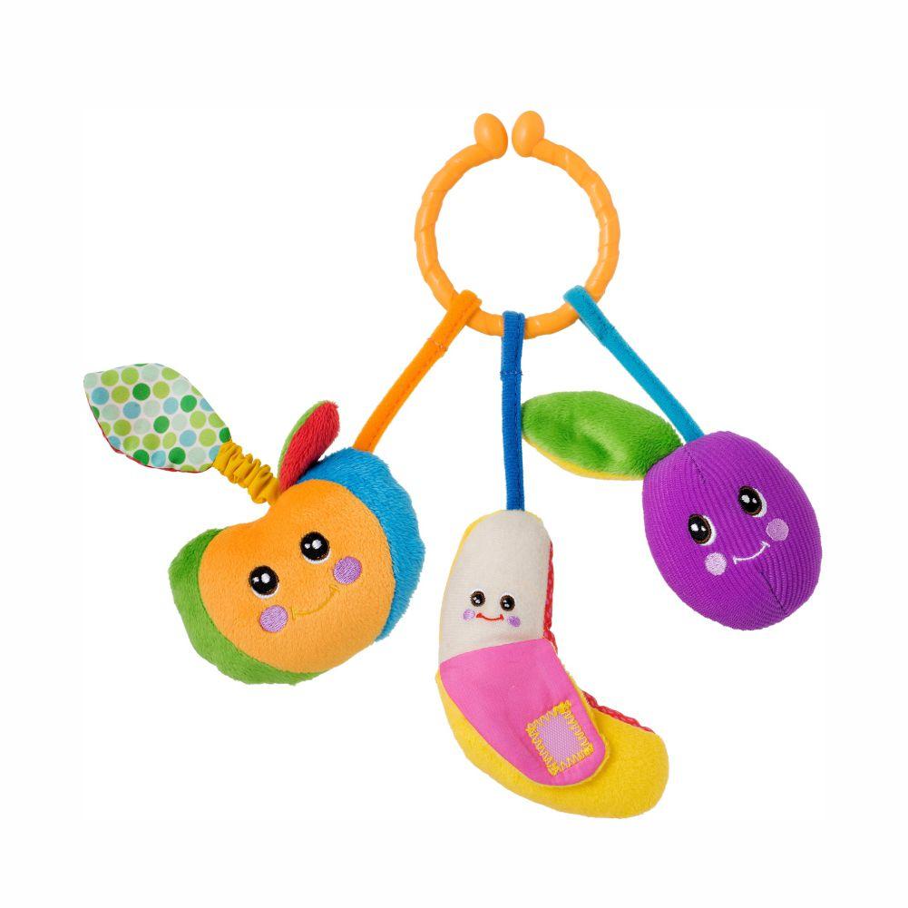 Սալյակի խաղալիք մրգեր Chicco