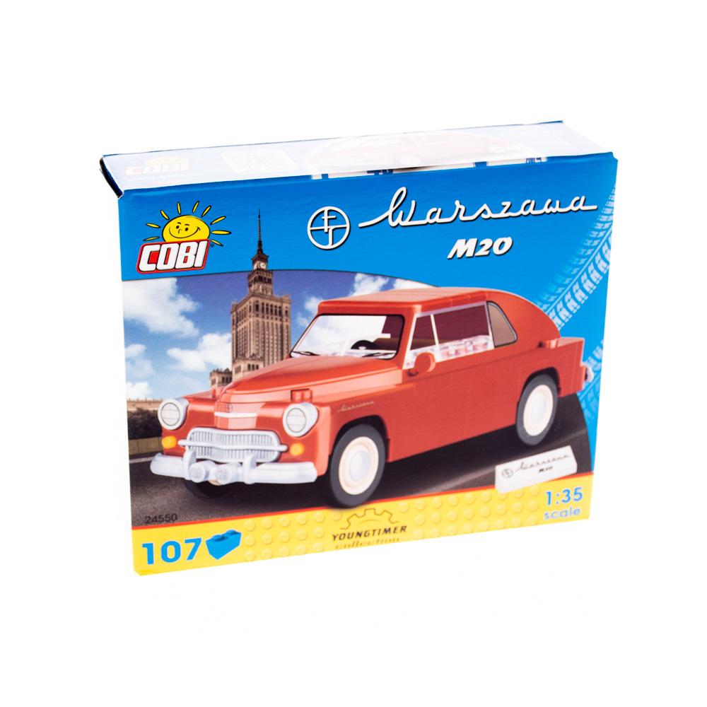 Կոնստրուկտոր COBI Warszawa M20 107 դետալ