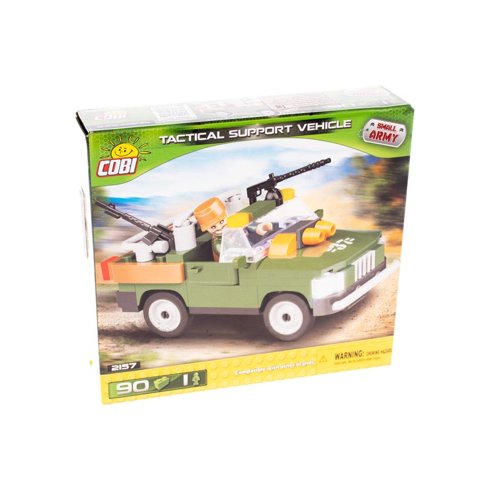 Կոնստրուկտոր COBI Tactical Support Vehicle 90 դետալ