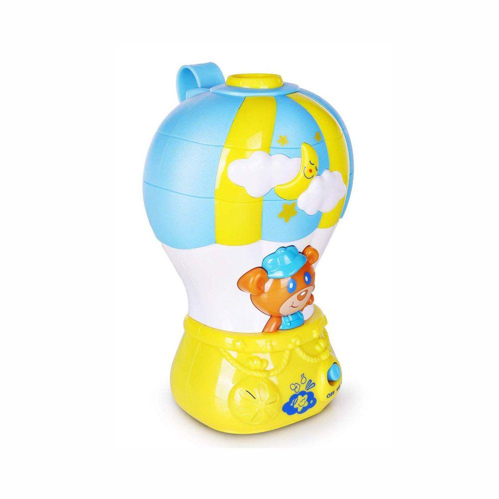 Երաժշտական գիշերալամպ օդապարիկ