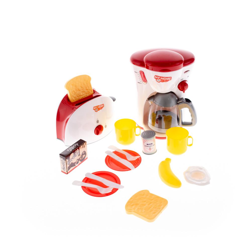 Տոստերով և թեյնիկով խոհանոցային հավաքածու
